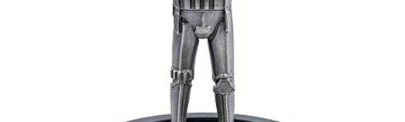 New Zealand Mint : Statuette Miniature d'un Stormtrooper en argent