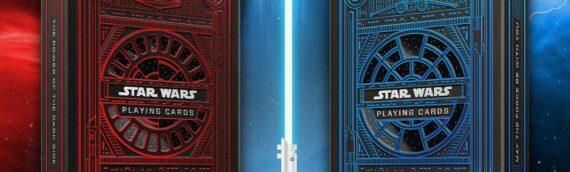 THEORY11 – Un superbe jeu de cartes Star Wars