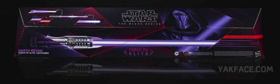HASBRO – Sabre Laser de Dark Revan Force FX disponible en précommande sur Amazon