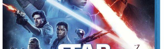 The Rise of Skywalker : Les différentes versions des éditions simples Bluray et bluray 3D pour la France