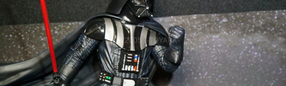 Gentle Giant : Statue de Darth Vader Star Wars Milestone à l'échelle 1/6ème