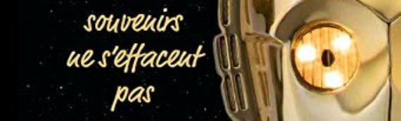 Livre : Je suis C-3PO en français pour le 17 Avril 2020