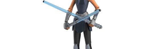 NYTF2020 – HASBRO : Deux nouvelles figurines Galaxy Of Adventures, Ahsoka et un Clone