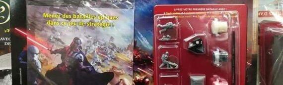 ALTAYA – Star Wars Legion en test dans certaines régions