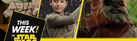 TWISW – La sortie de The Rise of Skywalker en Blu-ray & The Child débarque à New York