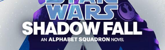 """""""Alphabet Squadron – Shadow Fall"""" dévoile sa couverture"""