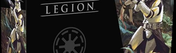 Fantasy Flight Games – Legion : Les clones phase 2 entrent dans la partie