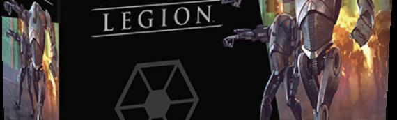 Fantasy Flight Games – Legion : L'extension B2 Super Battle Droids disponible bientôt