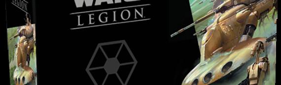 Fantasy Flight Games : Le AAT de la fédération bientôt en appui de vos droïdes de combat