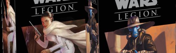 Fantasy Flight Games : Deux nouveaux personnages pour leur jeu Legion