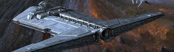 Star Wars Armada – Le Nadiri Starhawk et L'Onager-class Star Destroyer sont disponibles