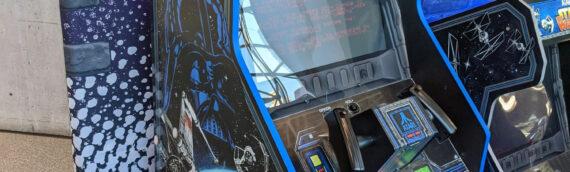 NYTF 2020 : 2 bornes d'arcade et un flipper sur le stand Arcade1up