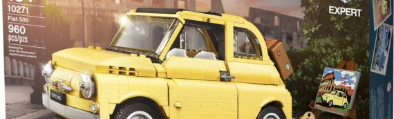 LEGO Creator Expert 10271 – FIAT 500