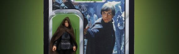 HASBRO seulement 2 figurines pour la gamme The Vintage Collection au Toy Fair