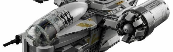 LEGO Star Wars : 75292 The Razor Crest en un peu plus d'images