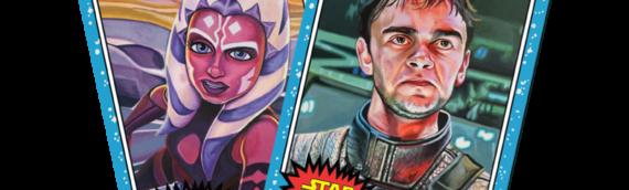 TOPPS – Star Wars Living Set : Ahsoka Tano et Bala-Tik pour cette nouvelle semaine
