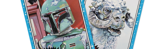 """TOPPS – Star Wars Living Set : Deux cartes dédiées à """"L'empire contre-Attaque"""""""
