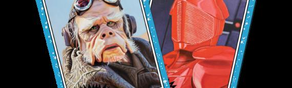 TOPPS – Star Wars Living Set : Deux personnages de l'ère Disney pour cette nouvelle semaine