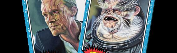 TOPPS – Star Wars Living Set : Deux personnages pour cette nouvelle semaine