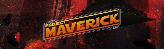 PROJECT MAVERICK – Un nouveau jeux vidéo Star Wars en développement