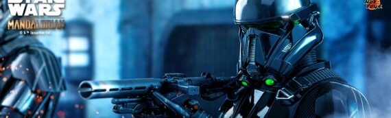 HOT TOYS – Death Trooper Sixth Scale Figure from The Mandalorian