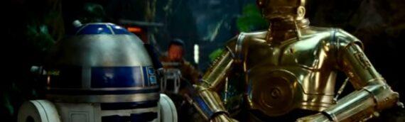 [BLURAY] – Star Wars L'Ascension de Skywalker – R2D2 redonne sa mémoire à C3PO