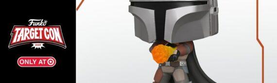 FUNKO – Exclusivité Target : The Mandalorian en mode lance-flamme
