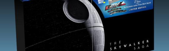Le coffret exclusive de la Saga Skywalker se dévoile en vidéo