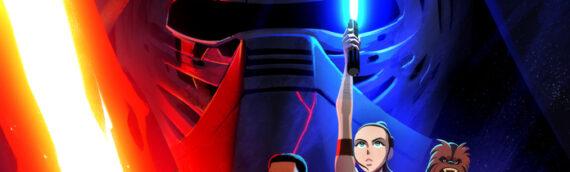 Star Wars Galaxy of Adventures : Les trois premiers épisodes de la saison 2 sont disponibles