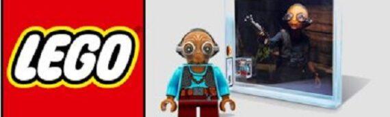 LEGO VIP: Concours pour gagner une mini-fig de Maz Kanata et une dédicace d'Arti shah