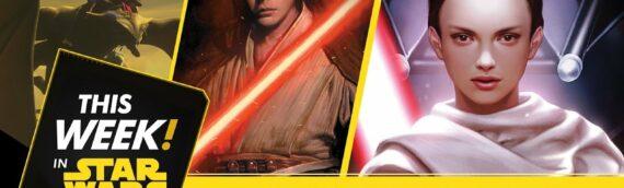 "Récapitulatif de l'actualité Star Wars dans ""This Week in Star Wars"""