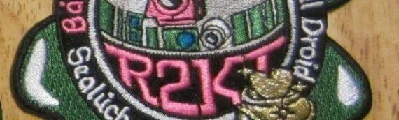 R2KT : Réédition du Patch de la St Patrick de 2011