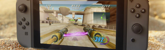 Star Wars Racer débarque sur Nintendo Switch
