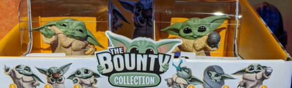 NYTF 2020 – Hasbro The Child the Bounty Collection