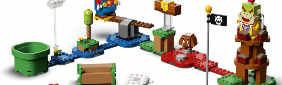 LEGO NINTENDO Super Mario : Le premier set disponible en précommande