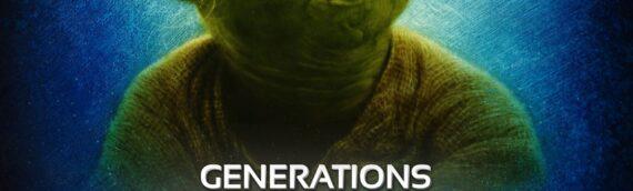 Générations Star Wars & Sci-Fi 2020 aura lieu depuis chez vous !!!