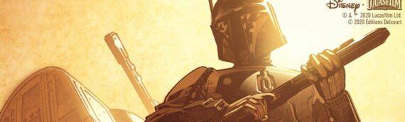 DELCOURT – Star Wars Boba Fett et Clone Wars en solde pendant le confinement