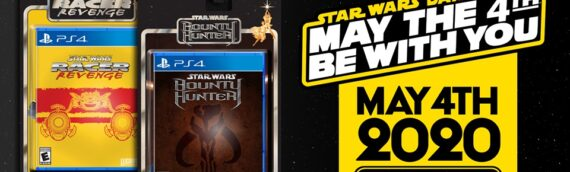 Edition Limitée May The 4th Limited Run Games