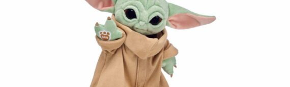 Build a Bear : Baby Yoda disponible