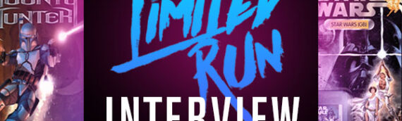 Interview Exclusive Limited Run Games