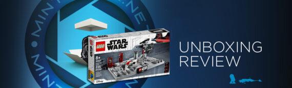 [Mintinbox opens the Box] LEGO Star Wars 40407 Death Star II Battle