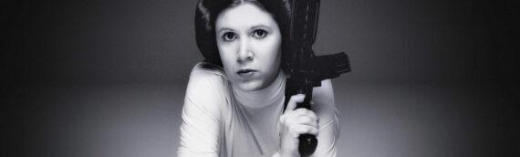 """""""Carrie Fischer : Le côté obscur de la Princesse Leia"""" en Podcast sur RTL"""