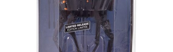 Disney Elite Series : Le Probe Droïde en édition limitée