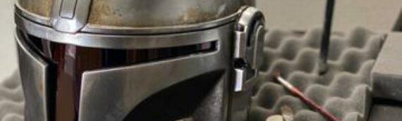ANOVOS : Présentation et amélioration du process de fabrication des casques de The Mandalorian