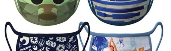 DisneyShop : Des masques disponibles à la vente