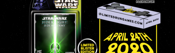 LIMITED RUN – Jedi Knight : Jedi Academy & Jedi Outcast bientôt disponible