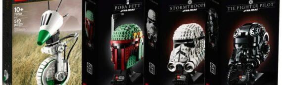 LEGO – Les nouveautés LEGO Star Wars sont disponibles en ligne