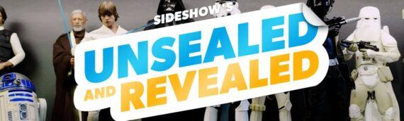 SIDESHOW : Ouverture et présentation de sa figurine d'Obi-Wan Kenobi