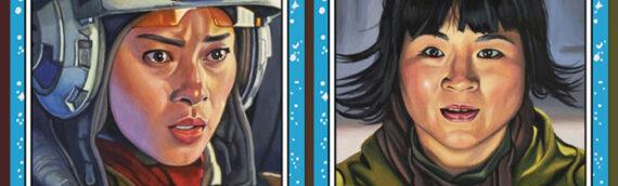 Topps – Star Wars Living set : Les deux sœurs à l'honneur cette semaine