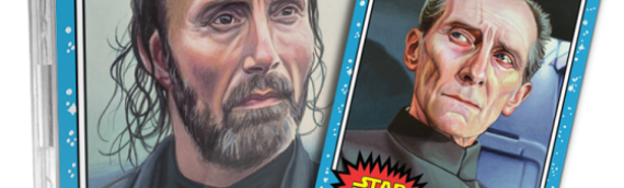 Topps – Star Wars Living set : Les deux nouvelles cartes de cette semaine